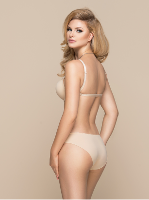 GINNY moulded push-up